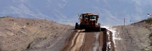 Soil Stabilization Products for Unpaved Roads