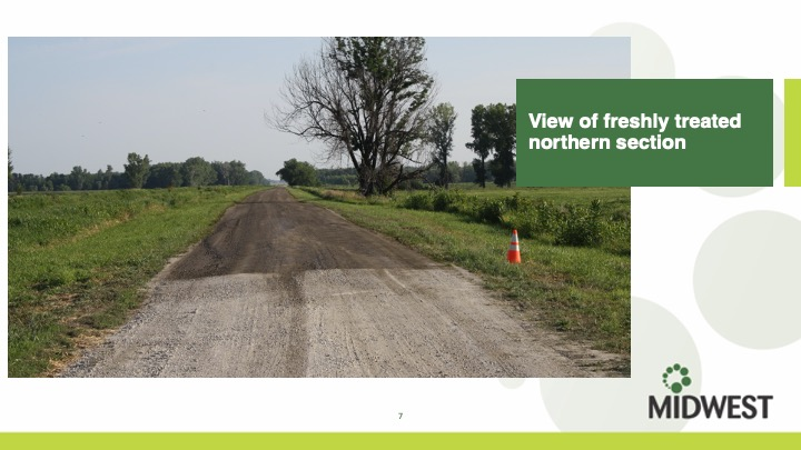 Visual Project Summary Squaw Creek 2014 Wetlands Erosion Control Midwest 07